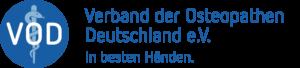 Osteopathie in Potsdam Babelsberg VOD Logo
